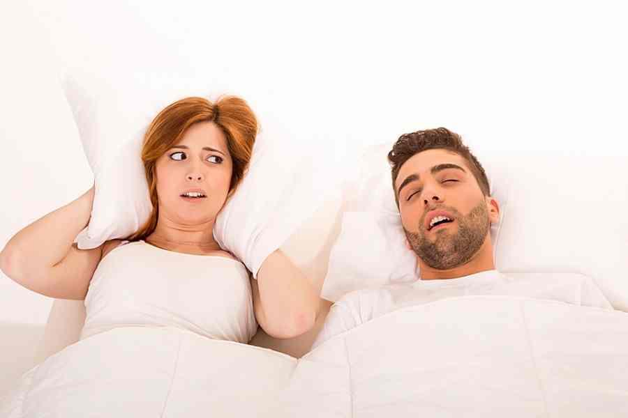 Snoring May Be a Bad Sign